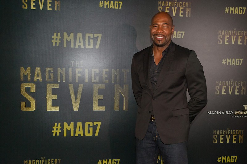 Antoine Fuqua   Dave Mangels/Getty Images for Sony