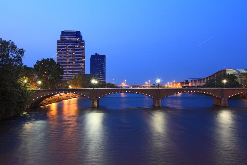 Grand Rapids Bridge