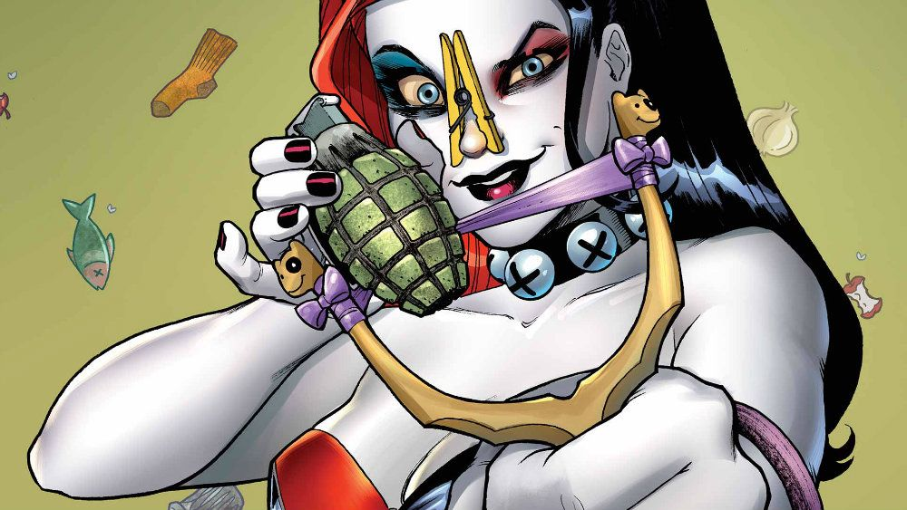 Harley Quinn in DC Comics