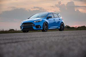 Hennessey Tunes Ford Focus RS to 400 Horsepower