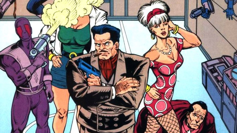 Intergang in DC Comics