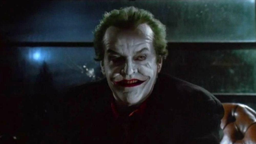 the originality and art of tim burton in batman a 1989 movie