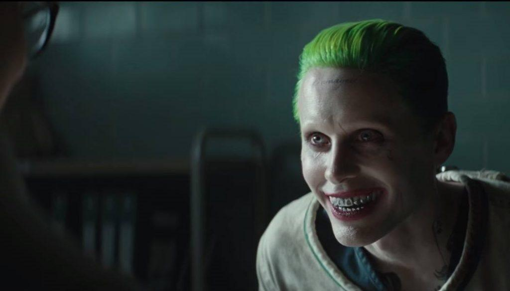 Jared Leto as the Joker