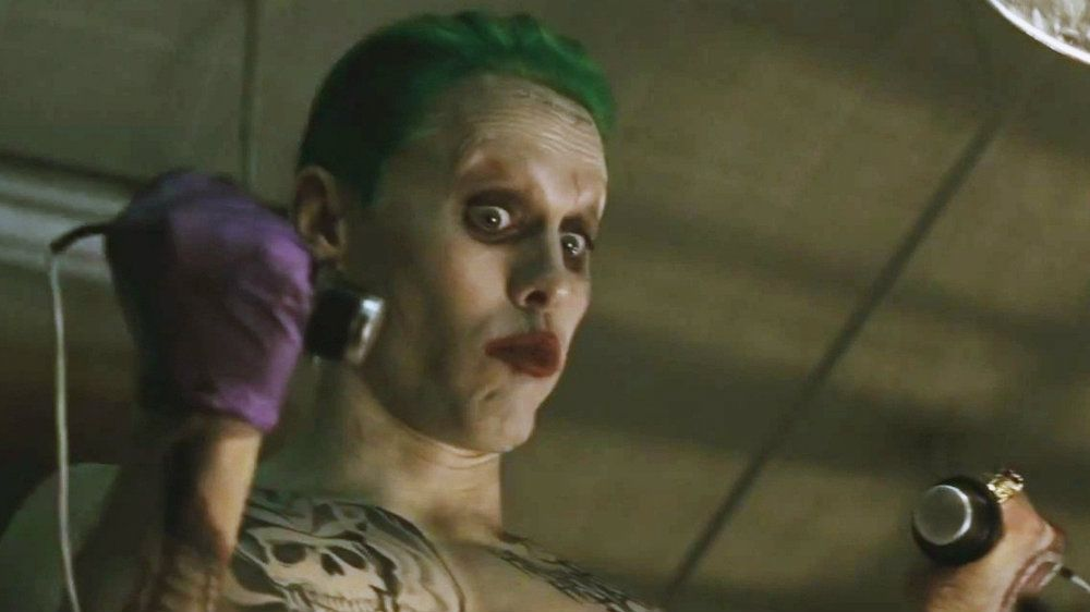 Jared Leto in Suicide Squad