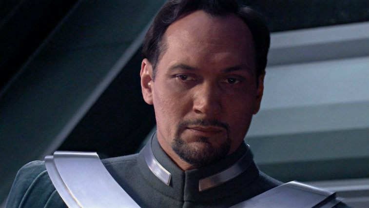 Jimmy Smits in Star Wars Revenge of the Sith