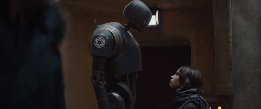 K-2SO - Rogue One