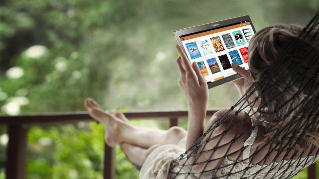Kindle for Samsung apps