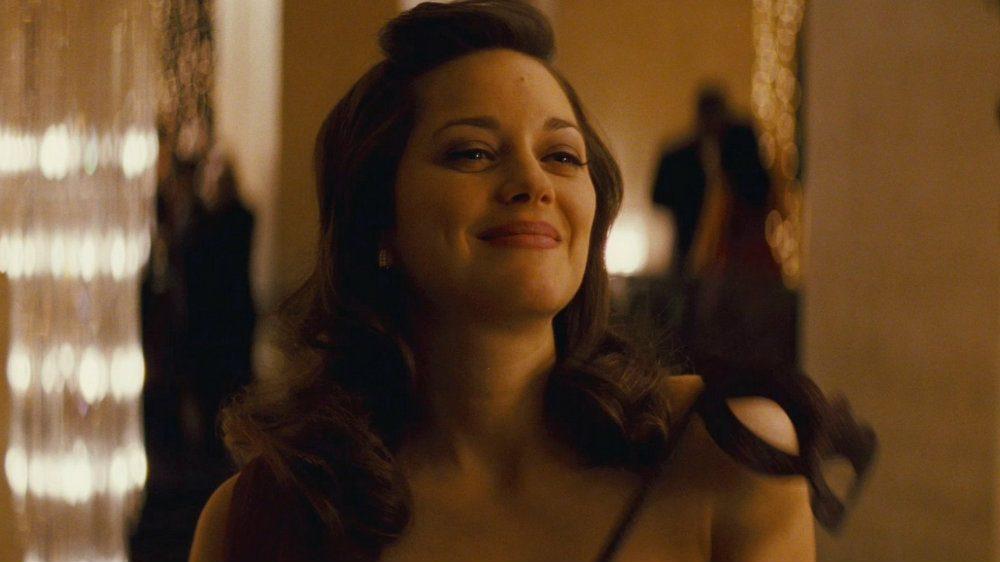 Marion Cotillard in The Dark Knight Rises