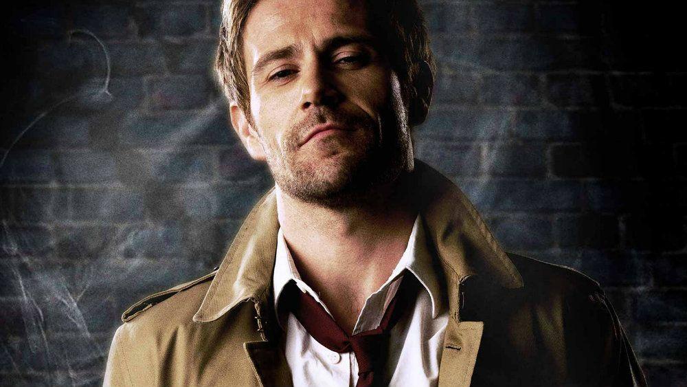 Matt Ryan in Constantine