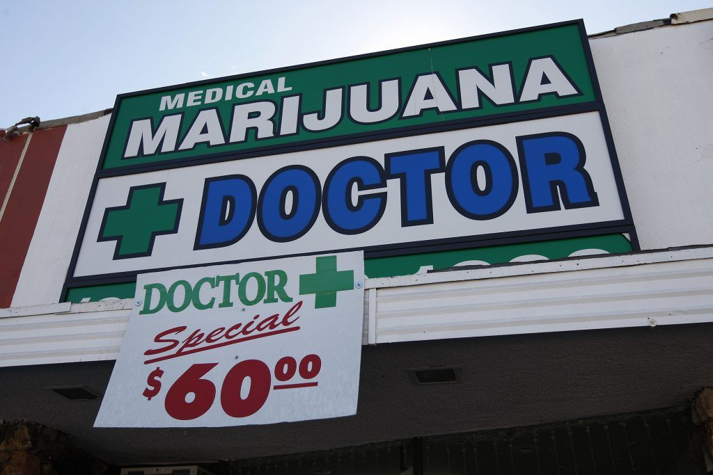 What are physcians view on medical marijuana?