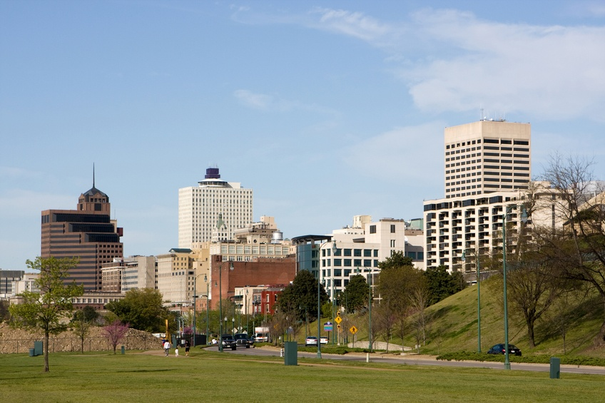 Memphis Skyline
