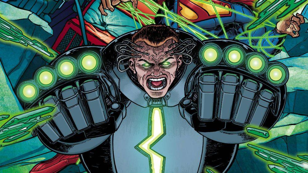 Metallo in DC Comics