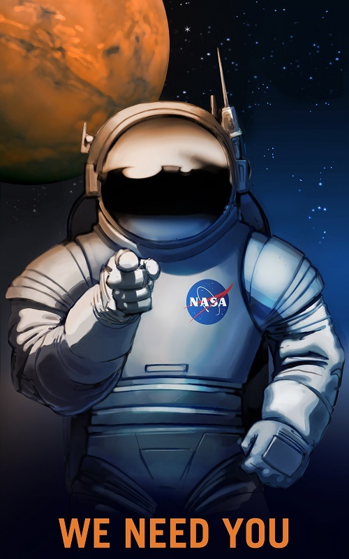 P08-We-Need-You-NASA-Recruitment-Poster-600x