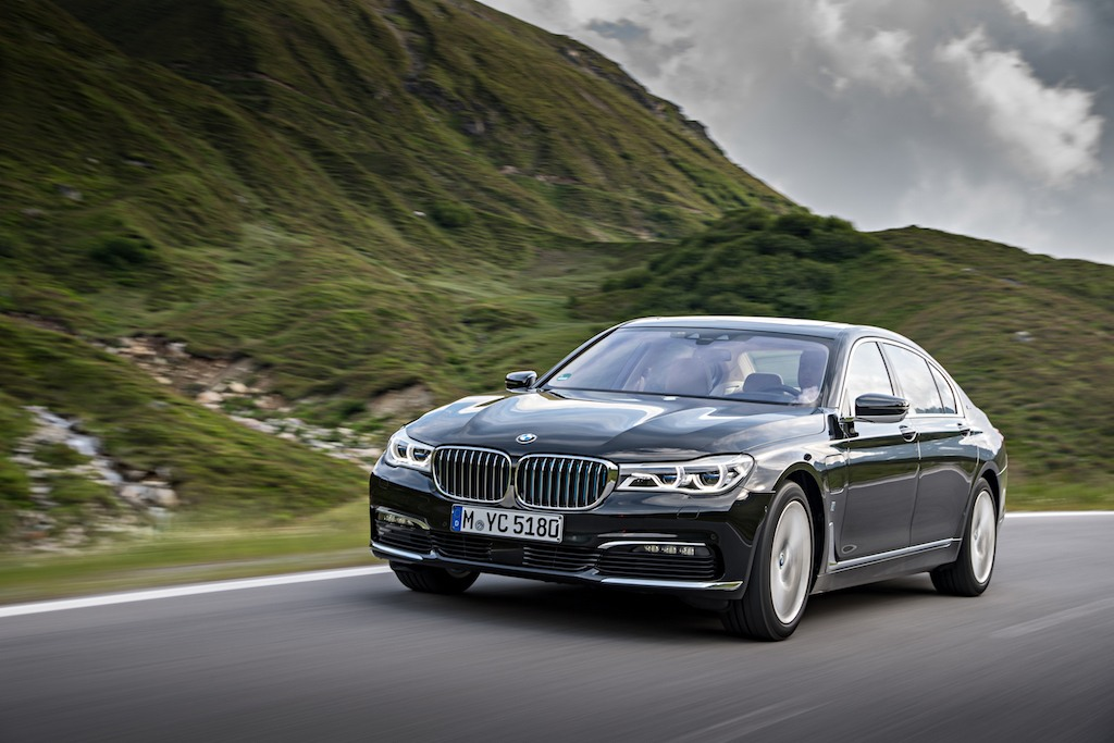 2017 BMW 740Le| Source:BMW