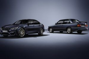 """BMW's Ultra-Rare 2017 """"30 Jahre M3"""" is Here"""