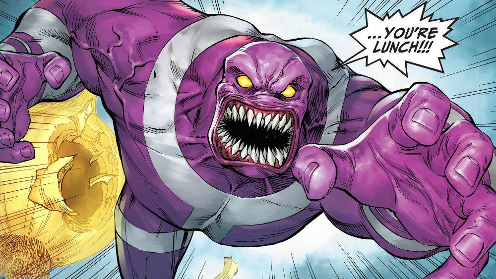 Parasite in DC Comics
