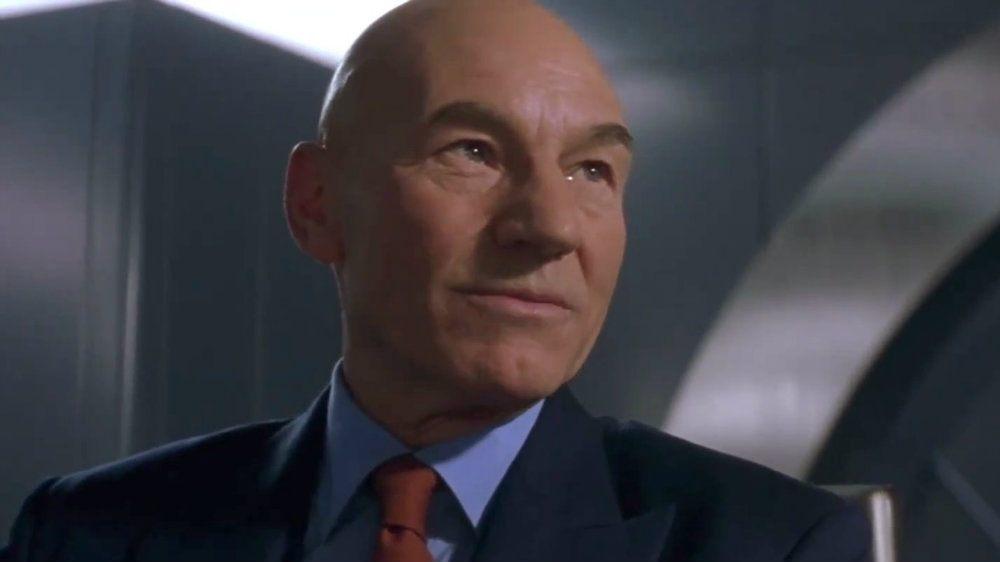 Patrick Stewart in X-Men