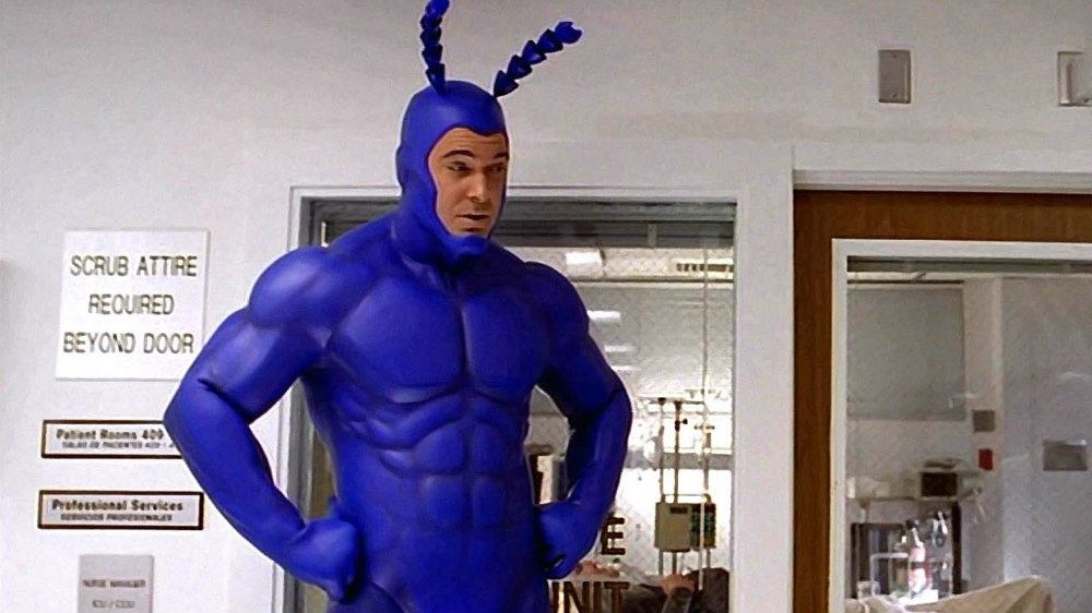 Patrick Warburton in The Tick