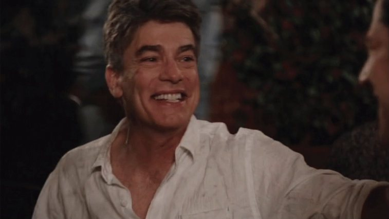 Peter Gallagher in New Girl