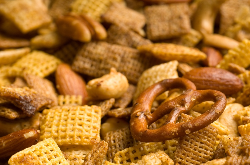Pretzel Snack Mix