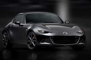 Four Seasons Fun: Mazda Releases Details on the All-New Miata RF