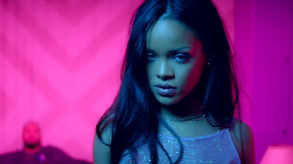 """Rihanna in """"Work"""""""