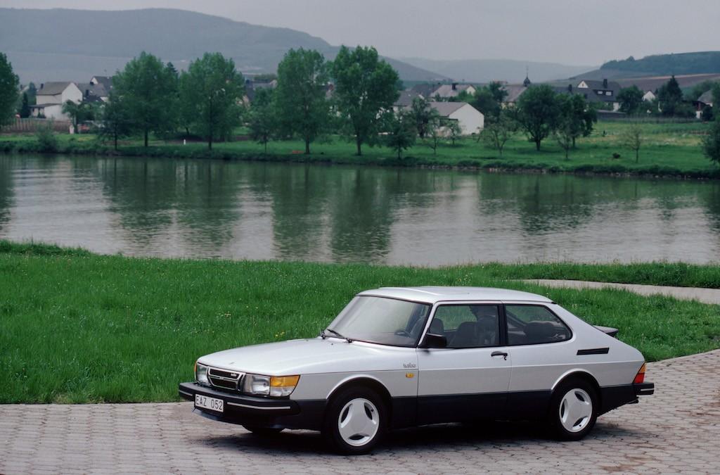 1986 Saab 900 Aero