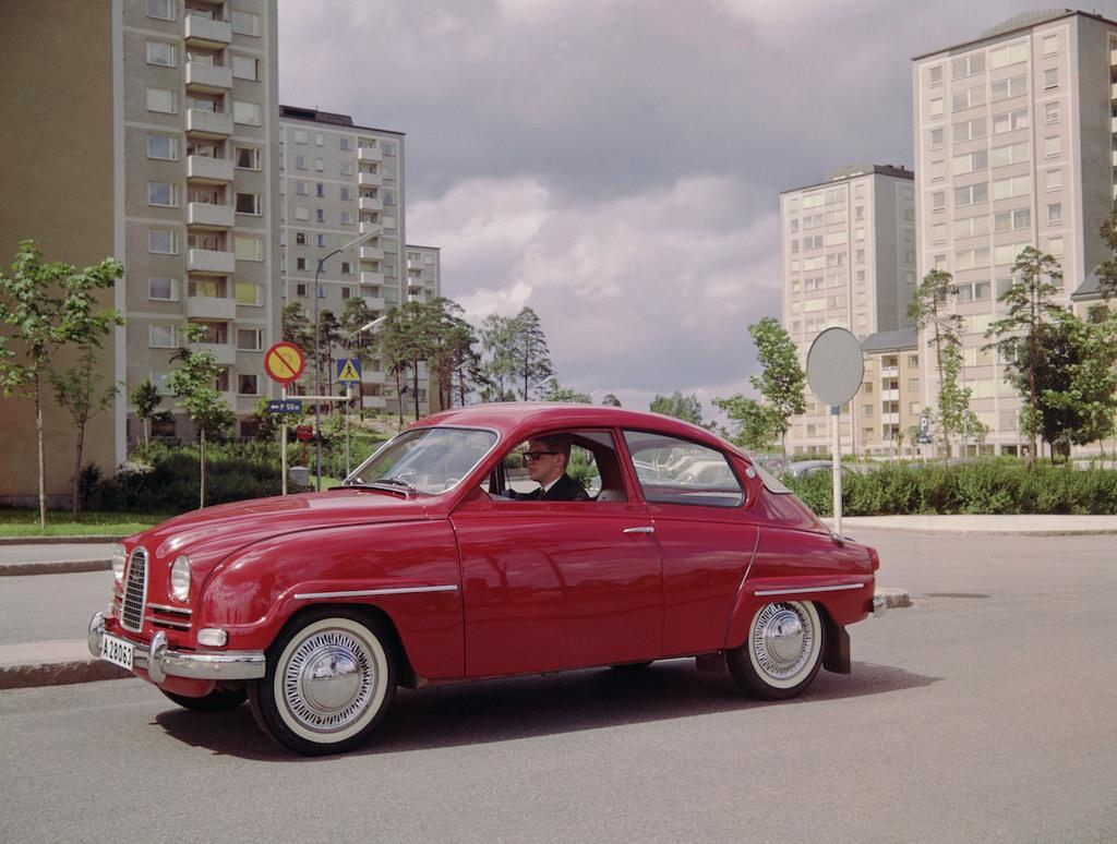 1963 Saab 96