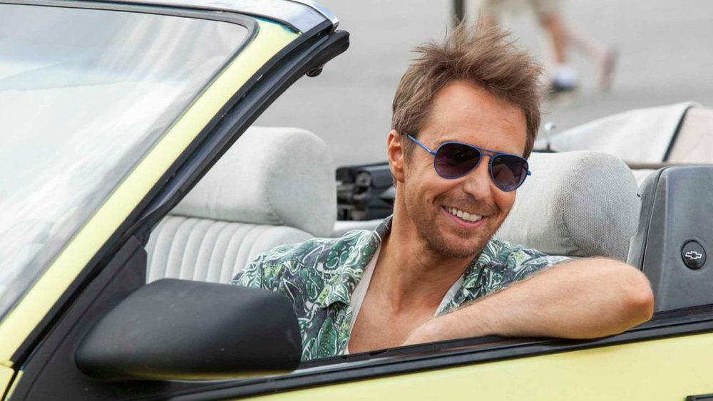 Sam Rockwell in The Way Way Back