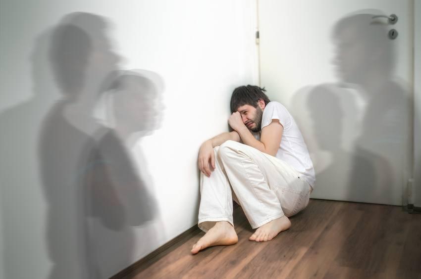 Dating a paranoid schizophrenic