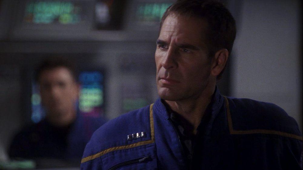Scott Bakula in Star Trek: Enterprise