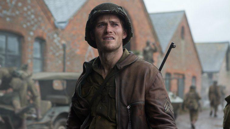 Scott Eastwood in Fury