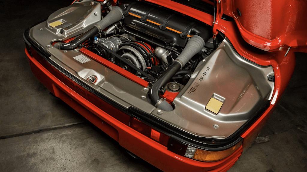 1989 Porsche 959 Komfort