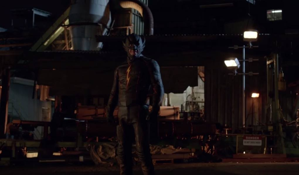 Savitar - Season 3 of the Flash