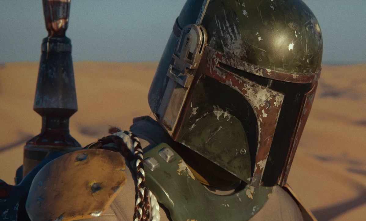 "Boba Fett in ""The New Republic Anthology"" Fan Film from Demeusy Pictures"