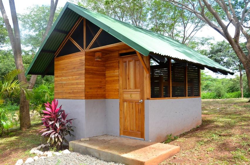 Small cabin, tiny house