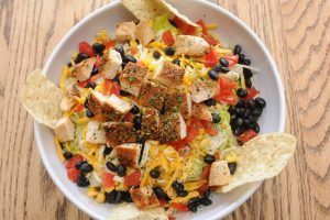 The 5 Worst Fast Food Salads You Can Eat