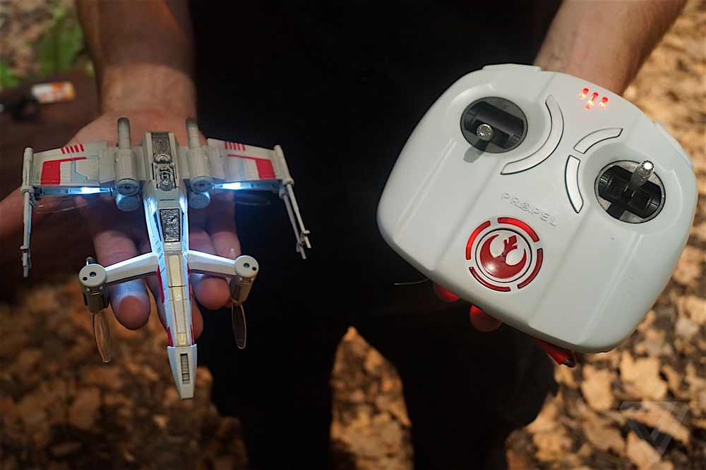Star Wars drones - The Verge