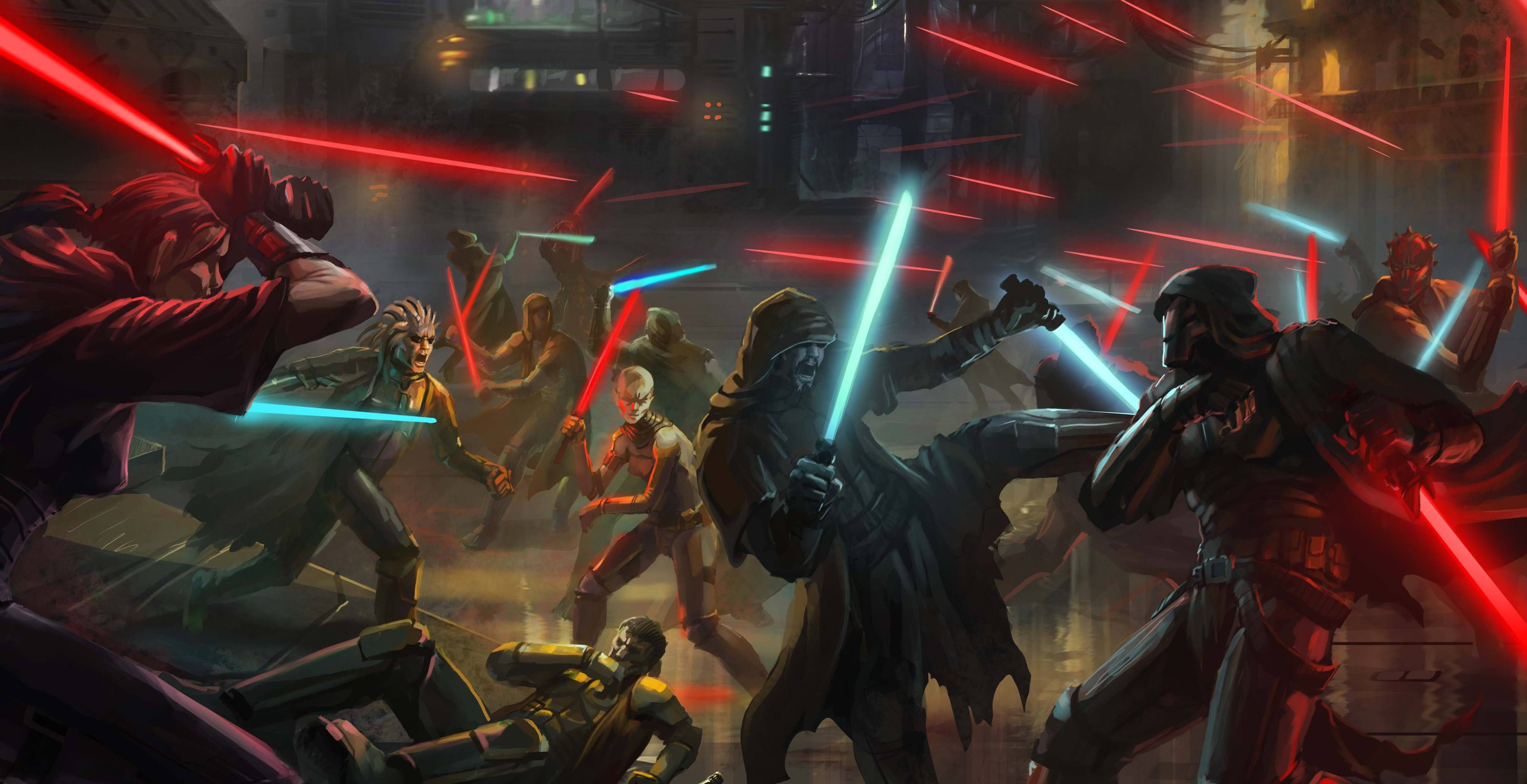 The Great Sith War