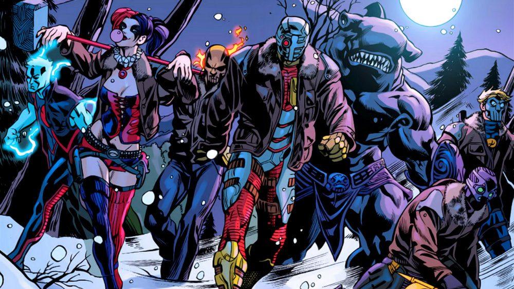 Suicide Squad in DC Comics