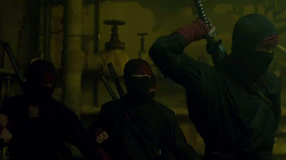 The Hand in Daredevil