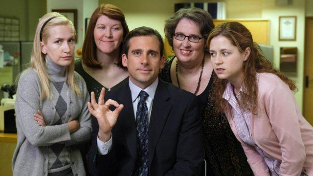 cast of The Office
