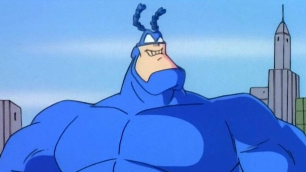 The Tick animated series