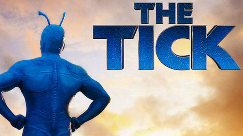 The Tick Amazon Logo