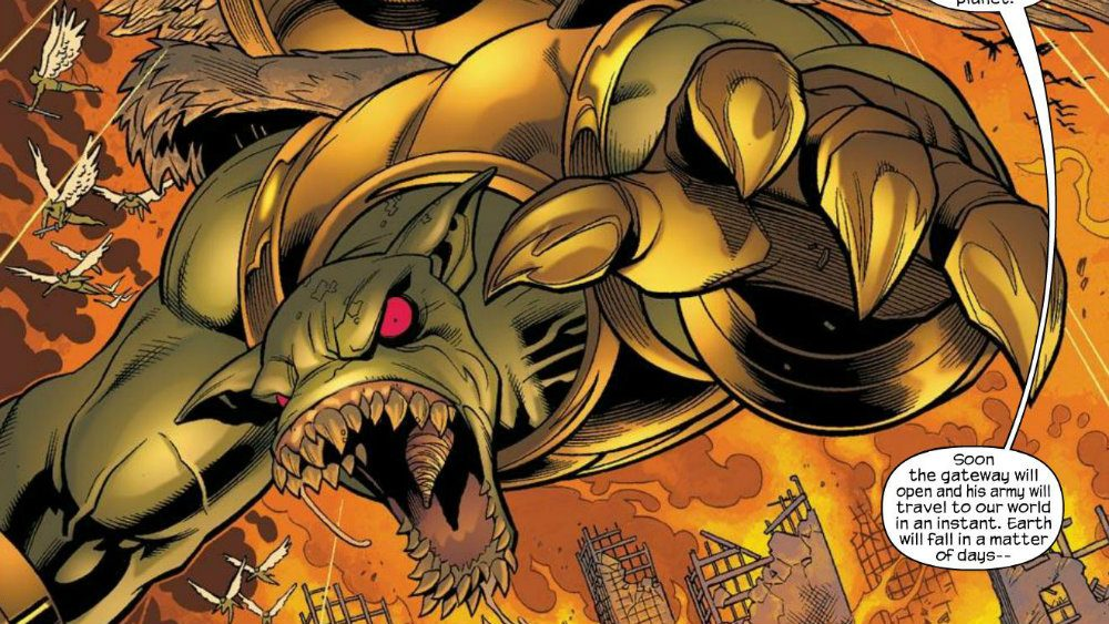 The Undying Ones in Marvel Comics
