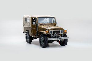 The FJ Company Gives the Classic Land Cruiser a New Lease on Life
