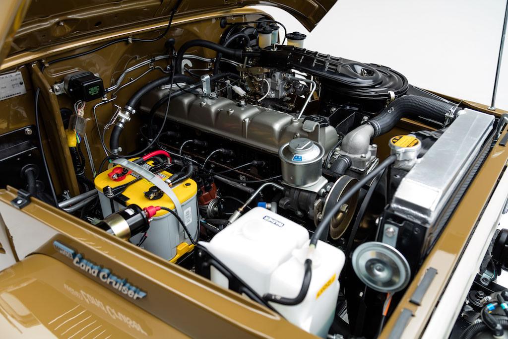 1981 Toyota FJ43 Land Cruiser