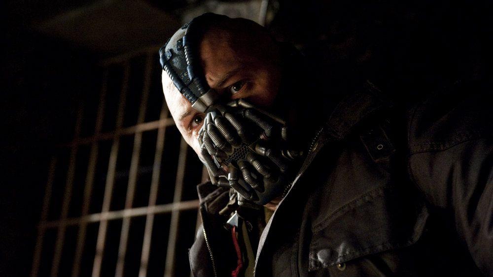 Tom Hardy in The Dark Knight Rises