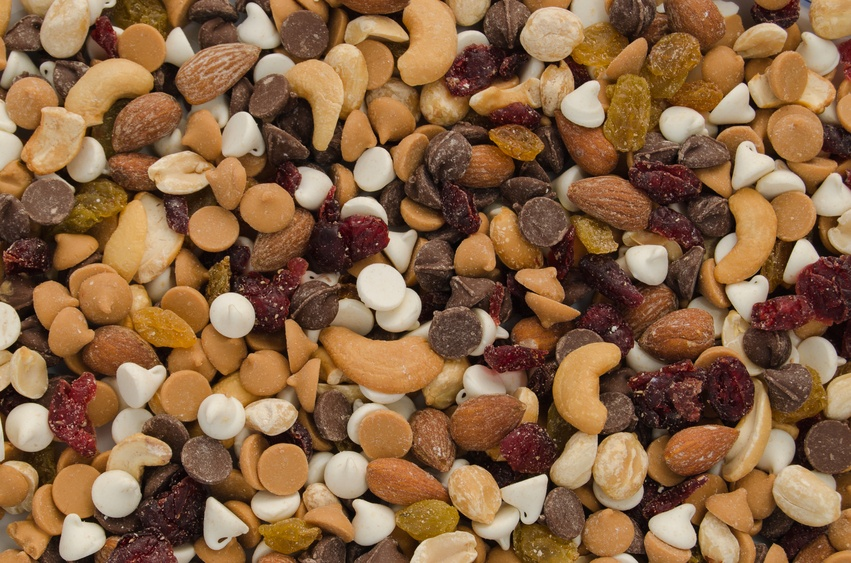 mix full of nuts