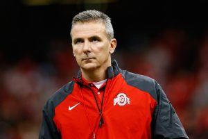 What is Urban Meyer's Salary for Coaching Football at Ohio State?